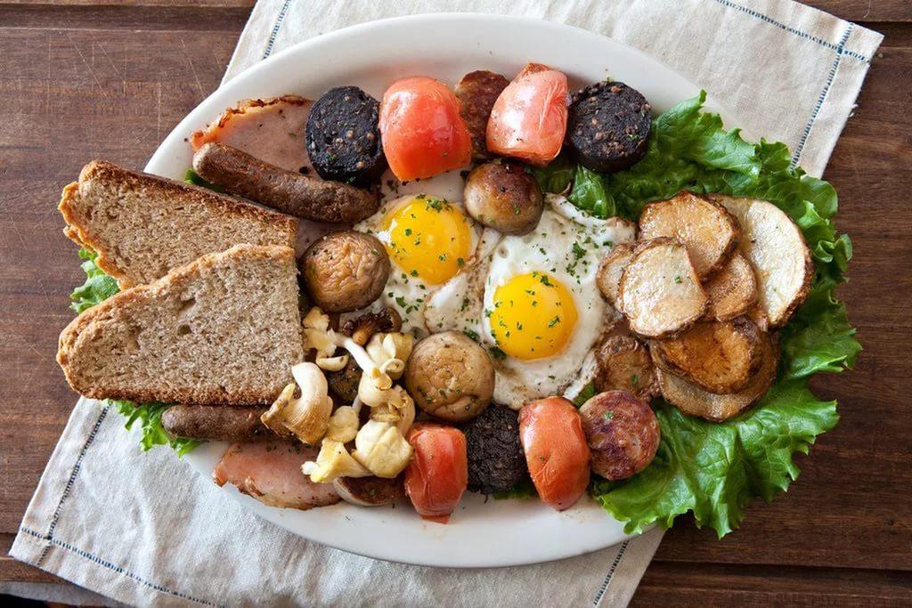 Фото-рецепты блюд с грибами