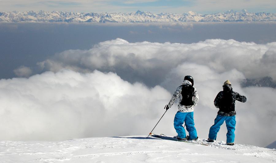 горнолыжные курорты индии